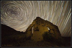 Bodie Hills Startrails 2 (maguire33@verizon.net) Tags: stars startrails iridiumflare starstax