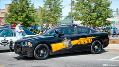 Lapeer County Sheriff Charger (Mark O'Grady - Proudly Serving Millions of Viewers) Tags: policecar dodge chrysler mopar dodgecharger policevehicle chryslercorporation fiatchryslerautomobiles fcausllc