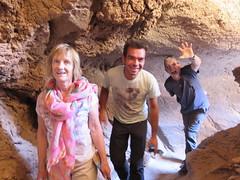 "dans une grotte de sel <a style=""margin-left:10px; font-size:0.8em;"" href=""http://www.flickr.com/photos/83080376@N03/18943257516/"" target=""_blank"">@flickr</a>"