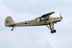 Fieseler Fi-156A-1 Storch G-STCH (Andy C's Pics) Tags: duxford storch imperialwarmuseum iwm fieseler gstch fieselerfi156a1storch