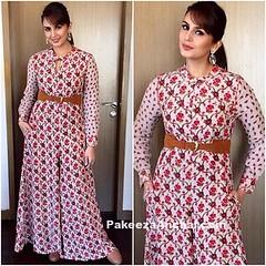 Huma Qureshi in Ritu Kumar Printed Jumpsuit (shaf_prince) Tags: actressinjumpsuits bollywoodactress bollywooddesignerdresses celebritydresses designerwear flaredpants floraldresses humaqureshi indianfashiondesigners jumpsuit