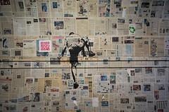 analog adventurer (Toni_V) Tags: m2403193 rangefinder digitalrangefinder messsucher leica leicam mp typ240 28mm elmaritm12828asph lugano station bahnhof city urban graffiti art streetart tessin ticino sottopassaggiopedonaledibesso tunnel unterführung switzerland schweiz suisse svizzera svizra europe ©toniv 2017 170225