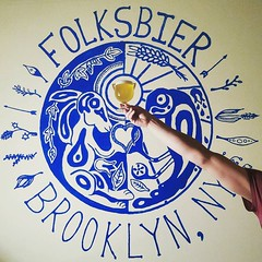 Cheers to you, Brooklyn! Thank you for all of your support since opening our taproom a few months ago. We will be open tonight to share a glass with you until 11pm. #RaiseYourGlass #folksbiertastingroom REMINDER: we are closed Tues & Wed... (folksbier) Tags: cheers you brooklyn thank for all your support since opening our taproom few months ago we will be open tonight share glass with until 11pm raiseyourglass folksbiertastingroom reminder closed tues wed