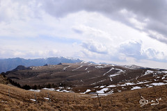 Castelberto - Italy (Biagio ( Ricordi )) Tags: castelberto lessini italy nuvole neve montagna paesaggio panorama