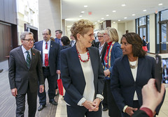 IMG_0713 Premier Kathleen Wynne spoke at the National Indigenous Women's Summit. (Ontario Liberal Caucus) Tags: internationalwomensday indigenous indigenouswomen naidooharris zimmer