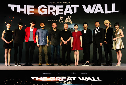 Yimou Zhang — 长城 / The Great Wall (2016) / Великая стена