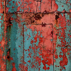 iPhone Abstract No. 30 (No Great Hurry) Tags: thenakedabstract rustyandcrusty container metal texture abstract red paint rust corrosion nogreathurry iphone iphonography robinmauricebarr blue redandblue weathered contrast light outdoors lines march2017 cracked split crack iphoneabstracts painted surface iphoneabstract cmwdblue géométrie robin ngh abstrait perspective building structure creative