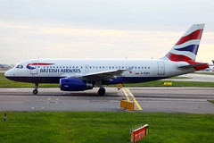 British Airways Airbus A319-131 G-EUPY LHR 18-05-13 (Axel J. - Aviation Photography) Tags: london airport heathrow aircraft aviation airline airbus flughafen flugzeug britishairways aeropuerto flugplatz avion lhr airfield aviao aviones vliegtuig a319 aviacin luftfahrt luchthaven fluggesellschaft geupy