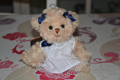 Little Bear Bukowski (Aurelmistinguette) Tags: bear little fluffy plush collection petit bukowski ours mignon peluche kawa aurelmistinguette