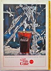 1964 - 1960s Vintage Coca Cola Advertisement From National Geographic Back Page 10 (Christian Montone) Tags: vintage ads advertising coke americana soda cocacola advertisements sodapop vintageads vintageadvert