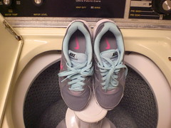 CIMG3234 (CallalilyGazer) Tags: sneakers newshoes dirtyshoes tennisshoes cuteshoes washshoes