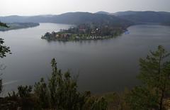 Na Vrchovnici (Gregor  Samsa) Tags: sky water river spring view czech na vista czechrepublic overlook viewpoint bohemia vltava moravia cesko esko eskrepublika czechland navrchovnici vrchovnici