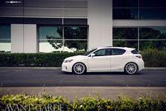 m510-satin-silver-lexus-ct200h-side (AvantGardeWheels) Tags: silver wheels ag satin hybrid avant garde lexus ct200 m510 5x100 19x85 ct200h