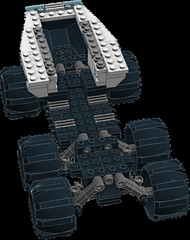 Inside the Mako (Henchmen4Hire) Tags: lego scifi mass effect mako moc m35