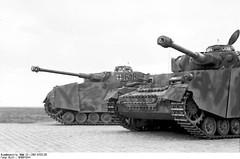 Panzer IV Ausf. A-J (Sd.Kfz 161/1-2)