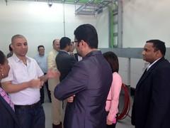 ictQATAR visit of CO7