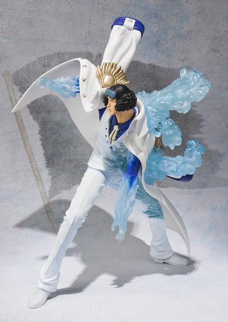 Figuarts ZERO ONE PIECE 青雉 庫山Battle Ver.