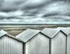 Cabanes de plage (Christophe Rettien) Tags: sea beach delete10 clouds delete9 delete2 delete6 delete7 delete8 delete3 delete delete4 save normandie pho villers delete5lamerie