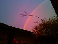arcoiris (remolinodecolores) Tags: doblearcoiris