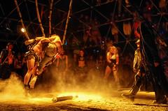 (BlackRockBacon) Tags: night fight pentax battle burningman adobe brc epic thunderdome k5 dpw deathguild cargocult 2013 colorefexpro niksoftware