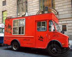NYC LOVE STREET COFFEE Food Truck, Lower Manhattan, New York City (jag9889) Tags: street city nyc food ny newyork mobile truck manhattan financialdistrict vehicle vendor streetvendor 2013 jag9889