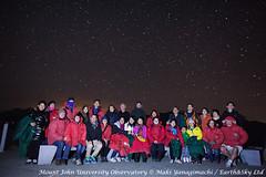 3 October 2013 (Earth & Sky NZ) Tags: newzealand people stars tour observatory mackenzie astrophotography nz astronomy ida groupshot tekapo bigred stargazing aoraki mtjohn earthandsky 3october october3rd 2013 mtjohnobservatory mackenziebasin yanagimachi internationaldarkskyassociation mtjohnuniversityobservatory darkskyreserve starlightreserve aorakimackenzieinternationaldarkskyreserve antarcticcoat