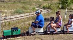 En AVE a Madrid... (californio puro) Tags: viaje tren ave viajar maqueta