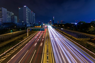 Velocity of Night City