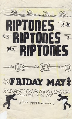 850524 Riptones - Spokane Convention Center