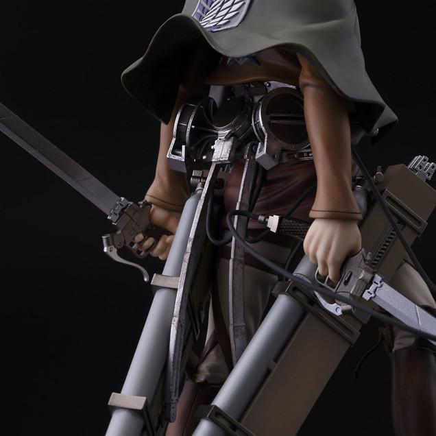 千值鍊 – 【進擊的巨人】人類最強的士兵:里維(豪華掃除版)