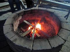 Fire Pit (Charlie O'Hay) Tags: firepit shadybrookfarm