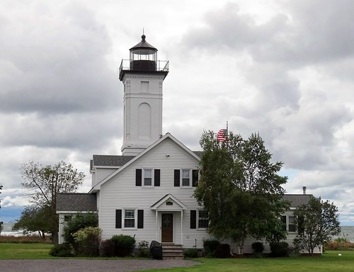 NY, Henderson Harbor-Stony Point Lighthouse