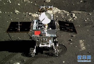 NASA出动4艘飞船围观嫦娥3号登月