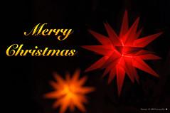 Merry Christmas (MR-Fotografie) Tags: christmas weihnachten 50mm nikon karte card merry nikkor frohe 18d d90 weihnachts 2013 mrfotografie