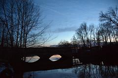 Beautiful Twilight On The Potomac