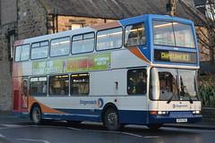 Stagecoach Fife 16933 SP05FKG (Will Swain) Tags: uk travel november scotland fife britain transport depot 23rd stagecoach leven kirkcaldy 2013 16933 aberhill sp05fkg