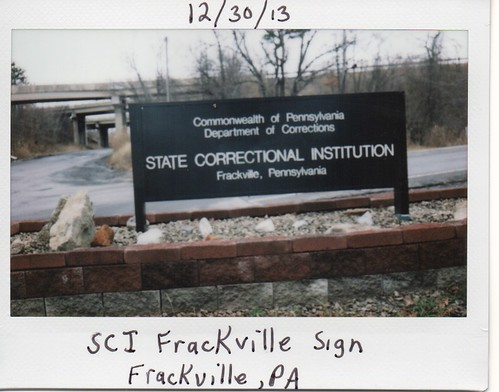 Frackville (PA) United States  city photos : SCI Frackville Sign Frackville, PA by RevDebbie