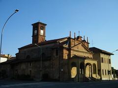 1] Biella (BI), Vernato - San Biagio, chiesa: 1. esterno, facciata (maspozz) Tags: chiesa piemonte biella bi vernato foto2010 biellav biella1