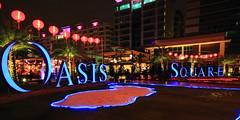 Oasis Square (Shivany28) Tags: light architecture canon malaysia selangor sigma1020mm 60d canoneos60d oasissquare shivany28