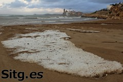 """Snow in Sitges, Barcelona • <a style=""""font-size:0.8em;"""" href=""""http://www.flickr.com/photos/90259526@N06/12030532736/"""" target=""""_blank"""">View on Flickr</a>"""