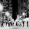 roaming charges may apply (fotobananas) Tags: street nyc newyork blur manhattan fifthavenue s95 fotobananas
