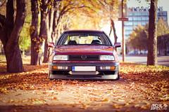 Volkswagen Golf Mk3 Turbo (andreas.jupits) Tags: autumn car canon golf volkswagen tallinn estonia automotive turbo manfrotto mk3