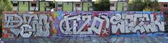 Sutsi Sotsi (Thomas_Chrome) Tags: rooftop suomi finland graffiti europe tampere pispala