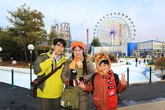 2014 - 0126 iMG_145 (PIPIQ) Tags: japan mountfuji  fujisan  yamanashi 2014 fujiyoshida       gaspardetlisa fujiqhighland  thomasland    pipiq pipiqlai    thomasland