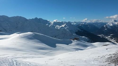 Arlberg 10. - 14.2.2014