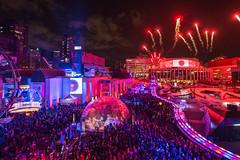 185 Bravos!  - MONTRAL EN LUMIRE 2014 (Festival MONTRAL EN LUMIRE) Tags: osm placedesarts duceppe montralenlumire orchestresymphoniquedemontral 185bravos