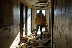 Chris Ozer - Desire Mental Health Clinic - New Orleans, LA (Paul Broussard NOLA) Tags: abandoned neworleans seans desire nola ninthward rx10 nolaphotos chrisozer paulbroussard sonyrx10 desirementalhealthclinic