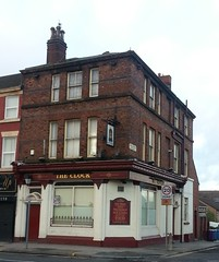 "The Clock, Kirkdale, Liverpool • <a style=""font-size:0.8em;"" href=""http://www.flickr.com/photos/9840291@N03/12824270135/"" target=""_blank"">View on Flickr</a>"