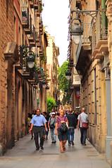 ciutat vella (Vitor Nisida) Tags: barcelona espanha ciudad catalunya ciutat ciutatvella catalunha