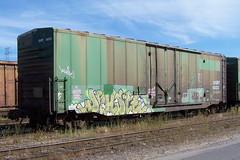 QGRY 80223 Ottawa, Ontario 08212007 ©Ian A. McCord (ocrr4204) Tags: ontario canada train wagon kodak ottawa traincar pointandshoot mccord ocr walkley z740 freightcar ocrr ottawacentralrailway walkleyyard ianmccord ianamccord
